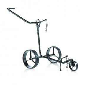 JuCad Carbon 3-wheel wózek golfowy