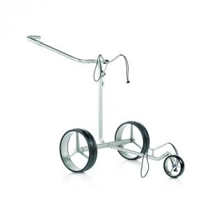 JuCad Drive Stainless Steel wózek elektryczny