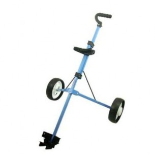 Wózek do golfa dla juniora Longridge Junior Steel Trolley