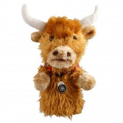 Masters Headcover Highland Cow