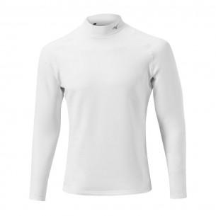 Mizuno Breath Thermo BioGear Base Layer white koszulka termiczna
