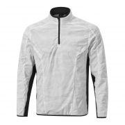 Mizuno Winter Stretch 1/4 Zip Jacket grey kurtka golfowa ocieplana