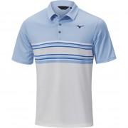 Mizuno Quick Dry Oceanic Polo blue koszulka golfowa