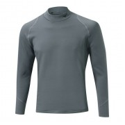 Mizuno Breath Thermo BioGear Base Layer grey koszulka termiczna