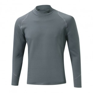 Mizuno Breath Thermo BioGear Base Layer grey koszulka termiczna
