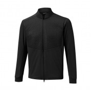 Mizuno Move Warmer Hybrid Jacket black kurtka ocieplana
