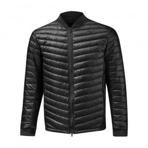 Mizuno Move Warmer Jacket black kurtka golfowa ocieplana