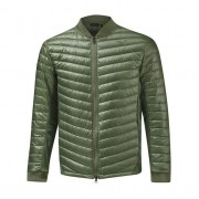 Mizuno Move Warmer Jacket green kurtka ocieplana