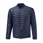 Mizuno Move Warmer Jacket deep navy kurtka ocieplana
