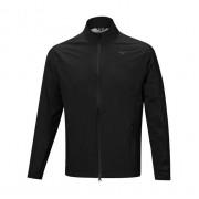 Mizuno Nexlite 2.0 Rain Jacket black golfowa kurtka przeciwdeszczowa