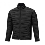Mizuno Tech Fill Jacket black kurtka ocieplana