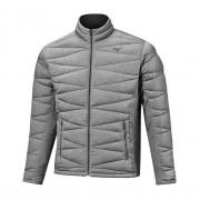 Mizuno Tech Fill Jacket silver kurtka ocieplana