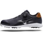 Mizuno Nexlite 008 black BOA buty golfowe