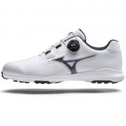 Mizuno Nexlite GS Spikeless white BOA buty golfowe