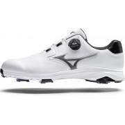 Mizuno Nexlite GS white BOA buty golfowe