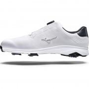 Mizuno Nexlite Pro white BOA buty golfowe