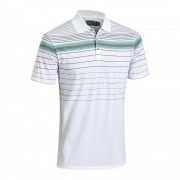 Mizuno Sunset white polo