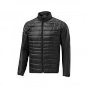 Mizuno Move Tech Jacket black kurtka ocieplana [WYPRZEDAŻ]