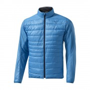 Mizuno Move Tech Jacket diva blue kurtka ocieplana