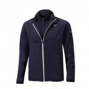 Mizuno 3in1 Jacket navy kurtka+bezrękawnik ocieplane