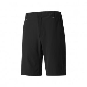 Mizuno Move Tech Lite Short black krótkie spodnie golfowe