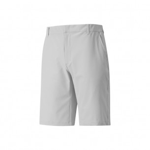 Mizuno Move Tech Lite Short light grey krótkie spodnie golfowe