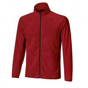 Mizuno Move Tech Lite Jacket red kurtka golfowa