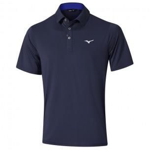 Mizuno Quick Dry Performance Polo deep navy koszulka golfowa