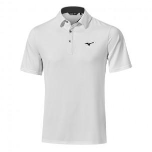 Mizuno Quick Dry Performance Polo white koszulka golfowa