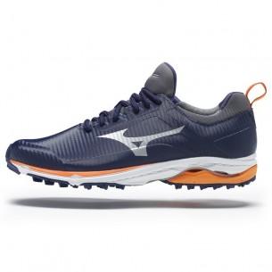 Mizuno Wave Cadence 2020 navy/orange buty golfowe
