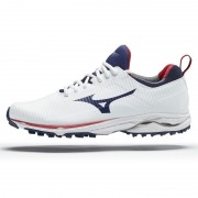 Mizuno Wave Cadence 2020 white/navy/red buty golfowe