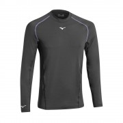 Mizuno DryLite Base Layer black koszulka terminczna
