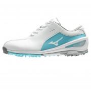 Mizuno Nexlite SL Ladies white/blue buty golfowe [WYPRZEDAŻ]