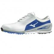 Mizuno Nexlite SL white/blue buty golfowe [WYPRZEDAŻ]