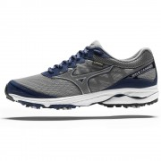 Mizuno Wave Cadence GTX grey/navy buty golfowe