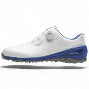Mizuno Nexlite BOA 006 white/blue buty golfowe