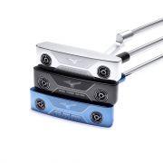 Mizuno M-Craft Putters (3 modele) kije golfowe
