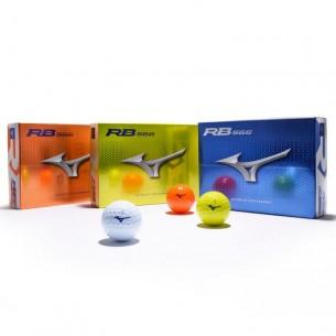 Piłki golfowe Mizuno RB566 12-pack (2 kolory)