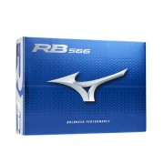 Mizuno RB566 white 12-pack