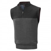 Windlite Sleeveless 1/4 Zip Sweater