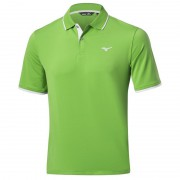Mizuno Stretch Polo poison green