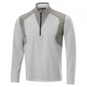 Mizuno Wind Proof 1/4 Zip white