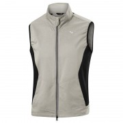 Mizuno Light Weight Vest vapor silver