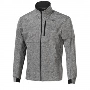 Mizuno Tech Shield grey bluza ocieplana