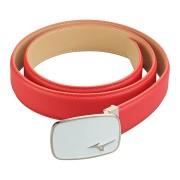 Mizuno Logo Leather Belt pasek golfowy (4 kolory)