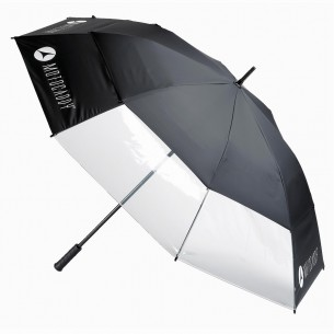 Motocaddy ClearView Dual Canopy parasol golfowy