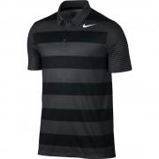 Nike Breathe Bold Stripe black polo męskie