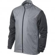 Nike Full-Zip Shield Jacket grey kurtka przeciwwiatrowa