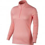 Nike Lucky Azalea 1/2 Zip bright melon bluza damska