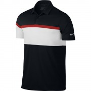 Nike Mobility Open black polo męskie